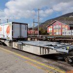 RailCare und Molinari erhielten den Innovationspreis in der Kategorie Komponenten & Ausrüstung für ihr rCE-PowerPack. Foto: Molinari Rail AG/RailCare AG